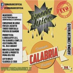 Aroma Calabria - Shot 20 ml - Tornado Juice