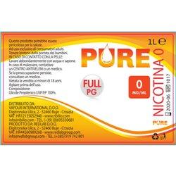 Glicole Propilenico USP (PG) 1 Litro