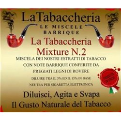 Aroma Mixture N.2 - Miscela Barrique - 10 ml - La Tabaccheria