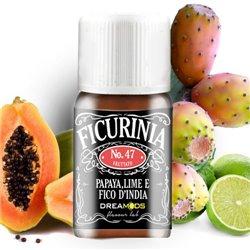 Aroma No. 47 Ficurinia (fico d'india, papaya e lime) 10 ml - Dreamods